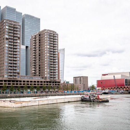Fundament Rijnhaven